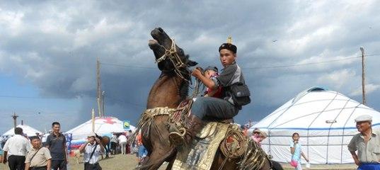 Юрточный городок откроется в Тыве на празднике «Наадым»