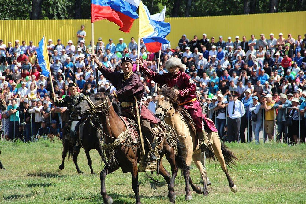 Наадым-2017 пройдет с 11 по 18 августа