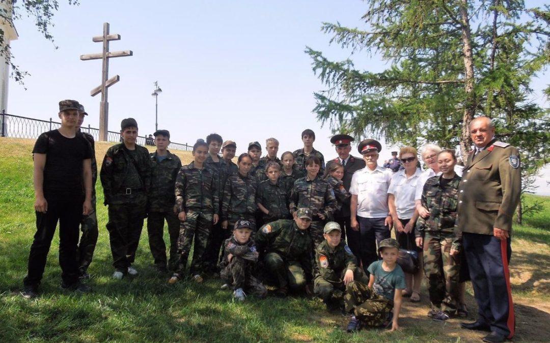 Заседание общественной организации -Казачье общество «Станица Белоцарское».