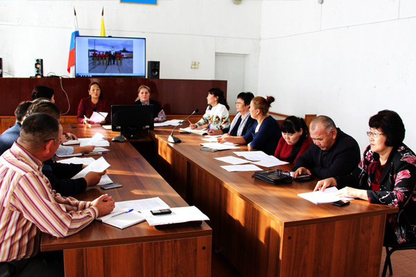Заседание рабочей комиссии по укреплению межнационального и межконфессионального согласия