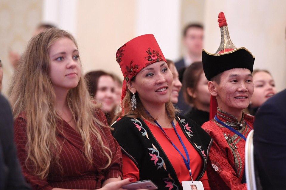 В Казани завершился II Всероссийский форум молодежи «Золото тюрков»