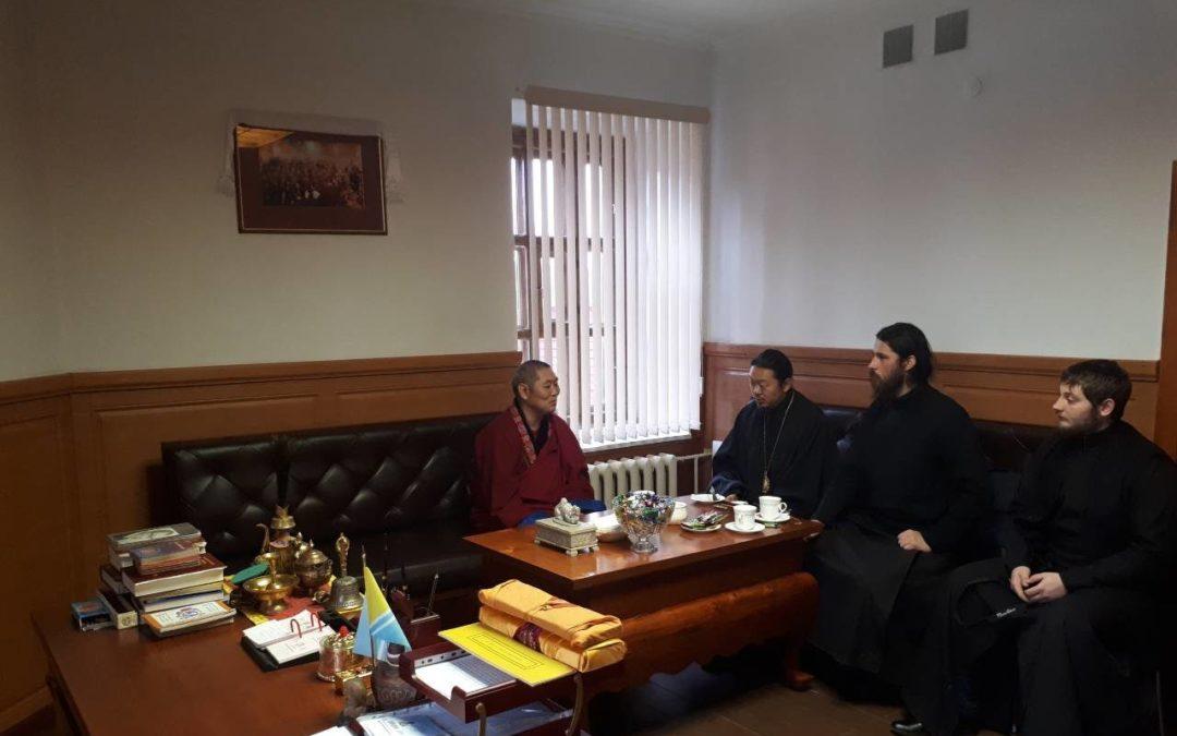 Буддийско-Православный совет