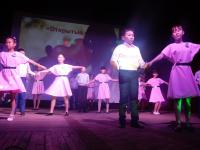 Благотворительный концерт «Открытые сердца» в г. Туране