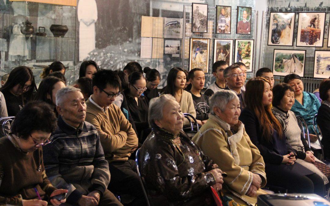 Культура тоджинских оленеводов