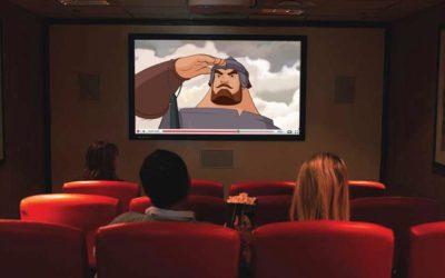 Тува получила господдержку на модернизацию кинозалов от Фонда кино