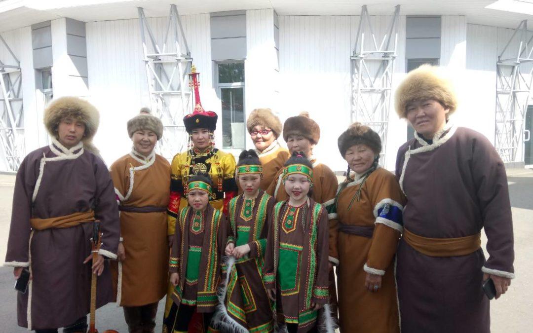 XIII Международная выставка-ярмарка «СОКРОВИЩА СЕВЕРА.