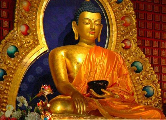 29 мая 2018 года- священный день для миллионов буддистов — День рождение Будды.