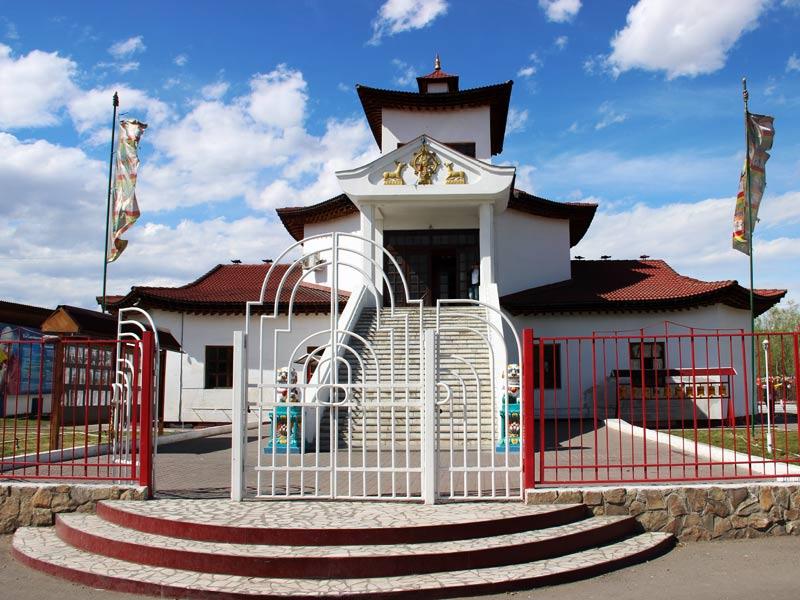 16 мая начинается священный для буддистов месяц «Сака-Даваа».