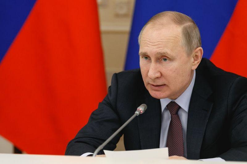 Путин провёл заседание Совета по межнациональным отношениям в ХМАО