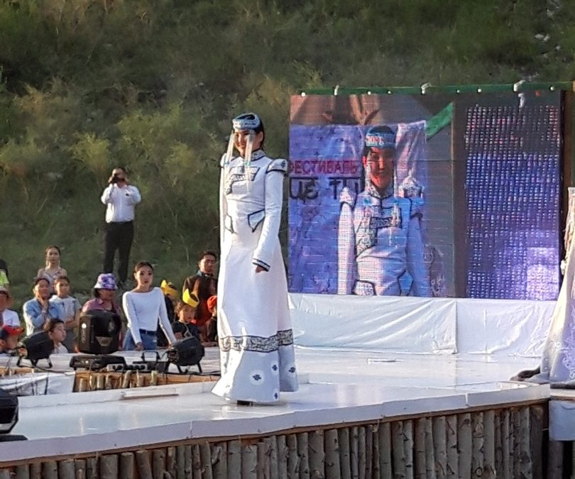 Фешн-фестиваль «Сердце Тувы»