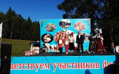 Тодже отметили праздник животноводов «Наадым- 2019» и День коренных народов мира