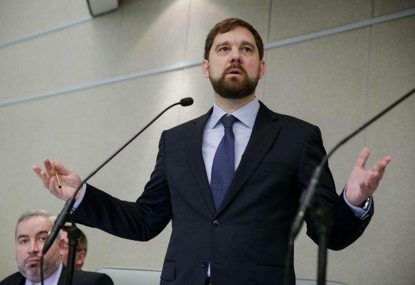Руководитель Федерального агентства по делам национальностей России Игорь Баринов